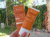Protect Avene SP50, protector solar color recomendable