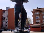 Plaza Labrador, monumento (1991)