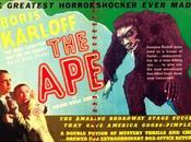 GORILA, (APE, THE) (USA, 1940) Fantástico, Intriga