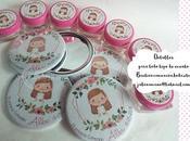 Detalles para comunión niña-Espejo bálsamo labial