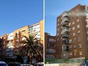 Urbanización Bellocampo (1968), Villagloria (1973-78) Torrelabrada (1977-79)