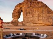 Alula: destino permite admirar patrimonio cultura, encontrando magia misterio desierto.