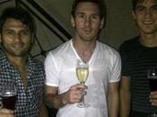 Maxi Emmanuel Biancucchi, primos futbolistas Messi