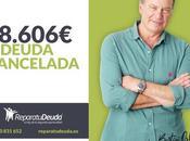 Repara Deuda cancela 38.606 deuda pública Palencia Segunda Oportunidad