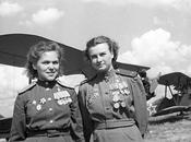 """""""Brujas noche"""", hábiles pilotos segunda Guerra Mundial"""