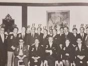 Santander:Corporación Municipal 1972-73 presidida Alcalde Alfonso Fuente Alonso