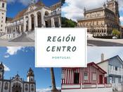 Región Centro. Guía para descubrir región grande Portugal