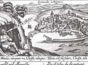 1630: Mapa Santander (Thesauri Philo-Politici. Daniel Meisner)