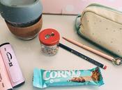 Probando Corny azúcares añadidos