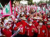 Trabajaré para mejorar ingreso, seguridad, servicios obra pública familias valle teotihuacán: alejandro fernández campillo