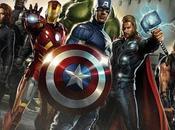 Nueva imagen promocional 'The Avengers'