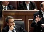 colapso Zapaterismo olor fracaso provocan desbandada PSOE