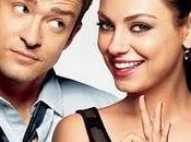 Trailer póster 'Con derecho roce', Justin Timberlake Mila Kunis
