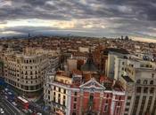 llegué Madrid
