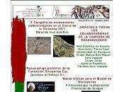Boletín Fundación para estudio Dinosaurios Castilla León