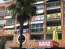 Incongruencia comunitaria: Burger King
