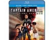 Posible fecha lanzamiento Blu-ray Capitán América: Primer Vengador