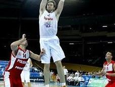 Eurobasket: España gana ante Polonia
