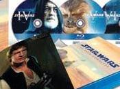 Contenido interior pack 'Star Wars Saga Completa'