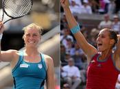 Open: Zvonareva avanzó octavos Pennetta bajó Sharapova