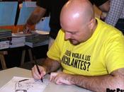 Letras Viñetas: Jordi Bayarri, hombre dibujaba chicas