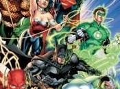 Relanzamiento Justice League