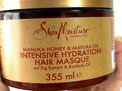 Mascarilla Shea Moisture Manuka Honey Mafura