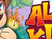 ANÁLISIS: Alex Kidd Miracle World