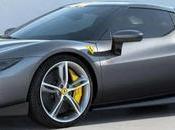 nuevo Ferrari trae híbrido enchufable