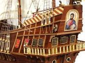Mateo, galeón insignia Armada Invencible construído Guarnizo