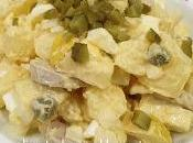 Ensalada alemana Kartoffelsalat