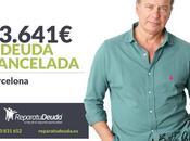 Repara Deuda abogados cancela 53.641 Barcelona (Catalunya) Segunda Oportunidad