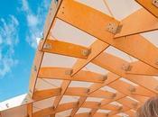 Alumnos máster Parametric Design Architecture (UPC) crean aularios exteriores para centros docentes