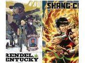 Comics pares: «Shang-Chi» «Grendel, Kentucky»