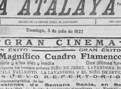 1927: Niño Jerez Santander
