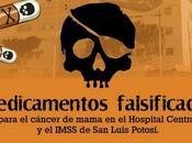 Denuncian compra medicamentos falsos para cáncer Hospital Central