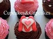 Cupcakes Temáticos: Valentin