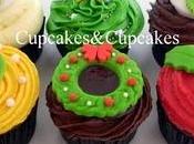 Celebra Navidad Cupcakes
