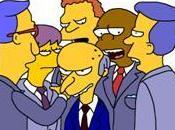 """simpson: """"..y cuando señor charles montgomery burns quizo dios"""""""