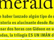"""Salimos Revista BUKS: """"Esmeralda"""" (Montena. ELLAS)"""