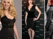 Scarlett Johansson: ¿Rubia, castaña pelirroja?