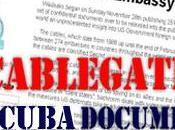 Wikileaks destapa proyecto LGBT EEUU Cuba