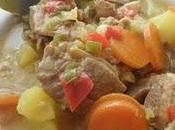 Estofado cerdo patatas