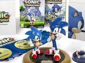 Edición coleccionista para Sonic Generations