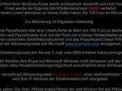 nuevo virus ataca haciéndose pasar Microsoft