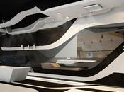 Arquitectura efímera; Stand L´Antic Colonial Porcelanosa, diseñado A-cero para colección Spirit