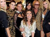 Inés Sastre Fashion's Nigth París tienda Pucci