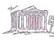 posible quiebra Grecia dimisión Stark rematan Bolsas