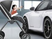 Silla paseo Porsche para bebés