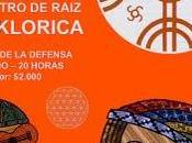Encuentro patrimonio FOLCLORICO CHILE